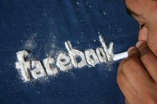 Facebook is Like Cocaine Apparently